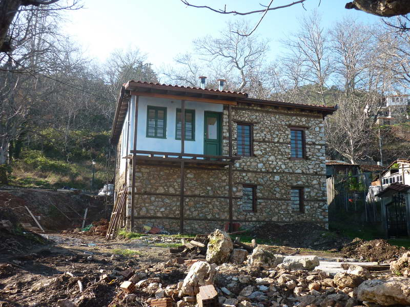 Αποκατάσταση κατοικίας