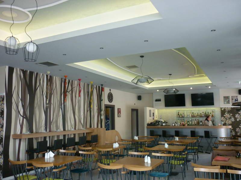 Εστιατόριο εσωτ.διακόσμηση