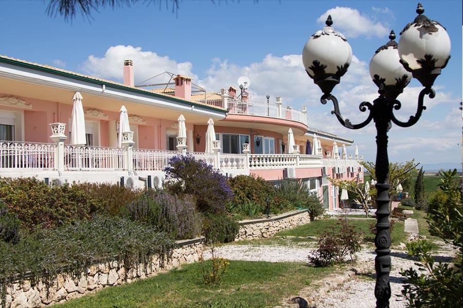 Ξενοδοχείο Βίλλα Σεβαστή